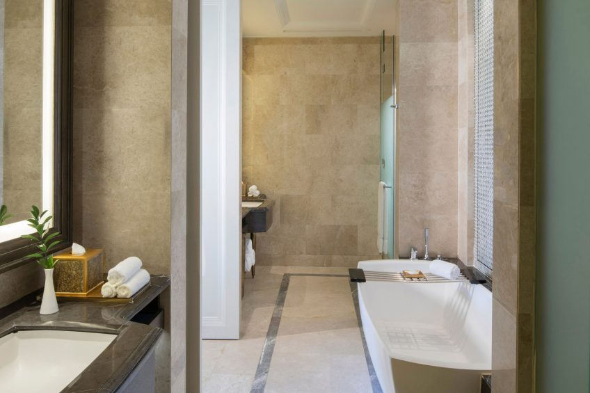 The St. Regis Langkawi Luxury Resort - Langkawi, Malaysia - St. Regis Suite Bathroom