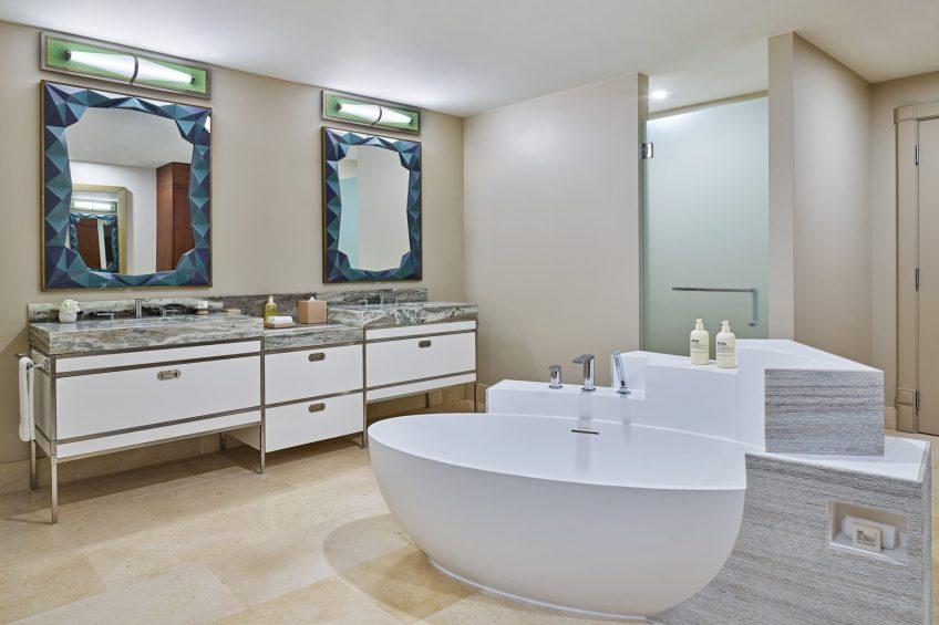 The St. Regis Bermuda Luxury Resort - St George's, Bermuda - Suite Bathroom