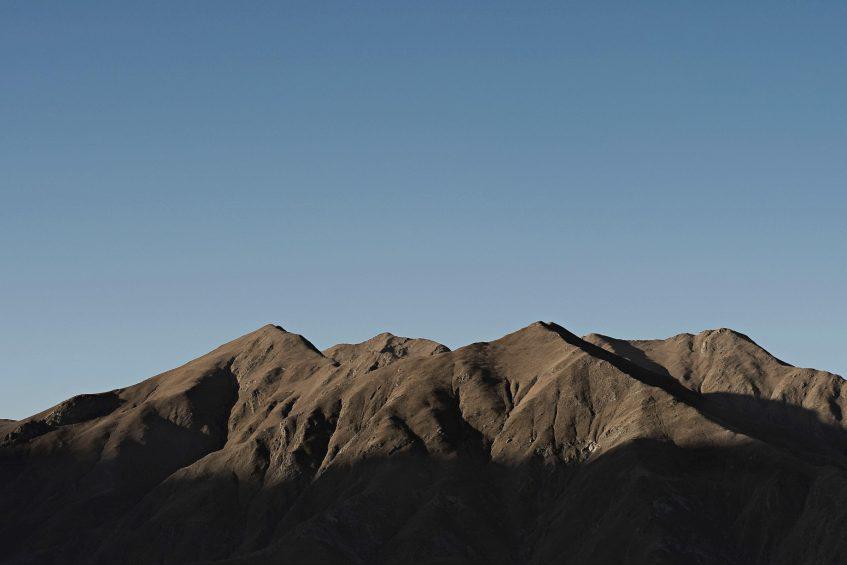 The St. Regis Lhasa Luxury Resort - Lhasa, Xizang, China - Lhasa Mountains