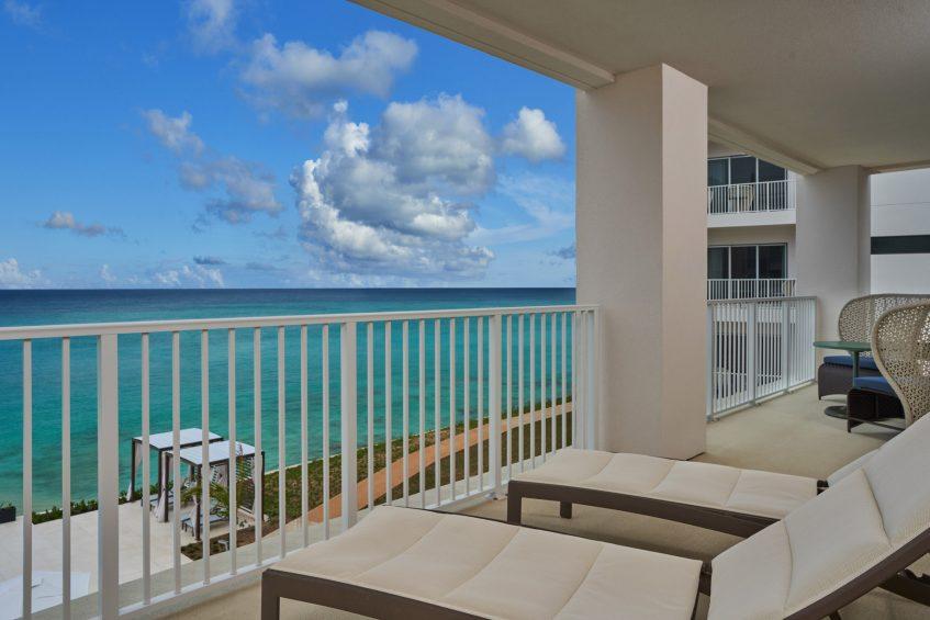 The St. Regis Bermuda Luxury Resort - St George's, Bermuda - St. Regis Suite Oceanfront View Balcony