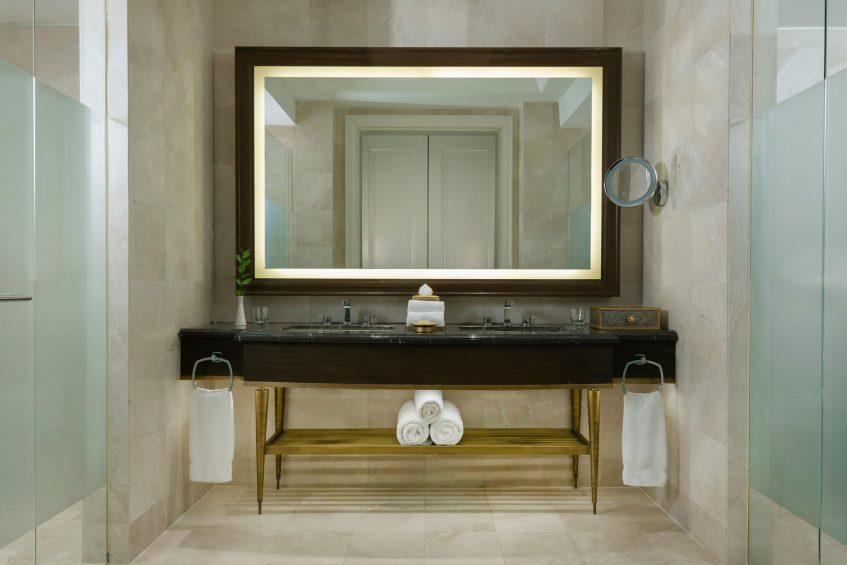 The St. Regis Langkawi Luxury Resort - Langkawi, Malaysia - Guest Bathroom