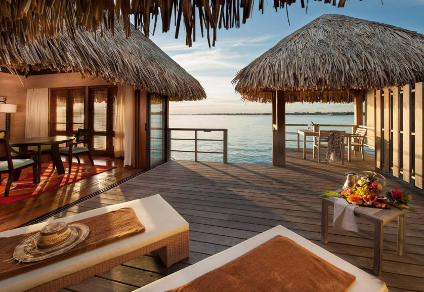 The St. Regis Bora Bora Resort - Bora Bora, French Polynesia - Overwater Superior Villas