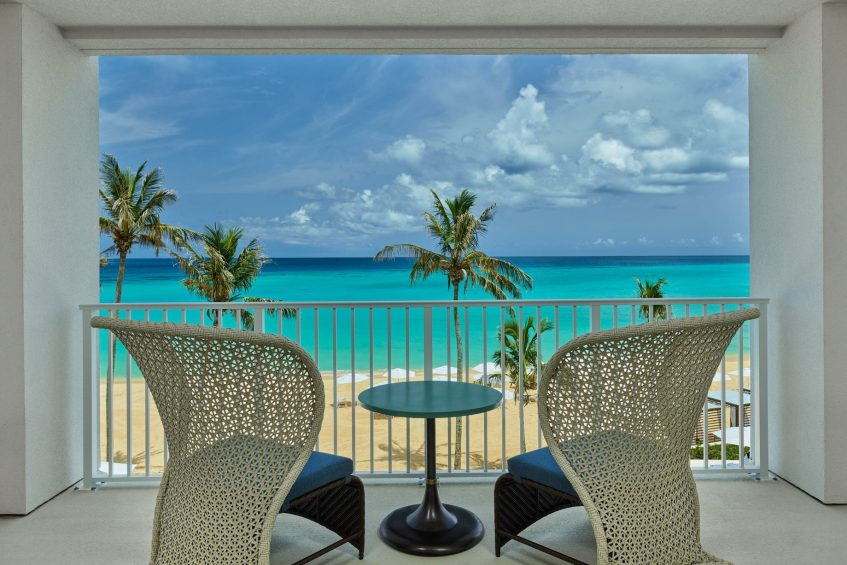 The St. Regis Bermuda Luxury Resort - St George's, Bermuda - Oceanfront Balcony