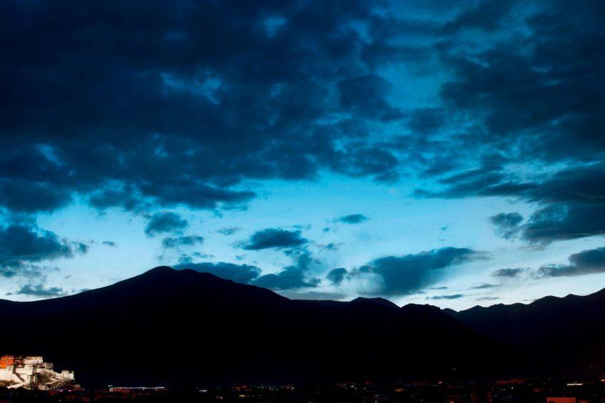The St. Regis Lhasa Luxury Resort - Lhasa, Xizang, China - Lhasa City