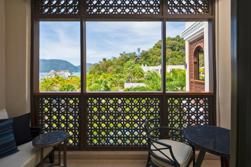 The St. Regis Langkawi Luxury Resort - Langkawi, Malaysia - Sea View Guest Room Double Balcony