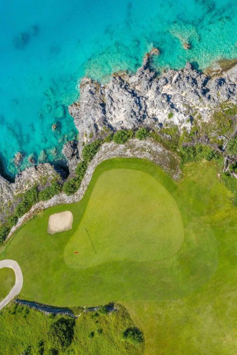 The St. Regis Bermuda Luxury Resort - St George's, Bermuda - Five Forts Golf Club 18th Hole