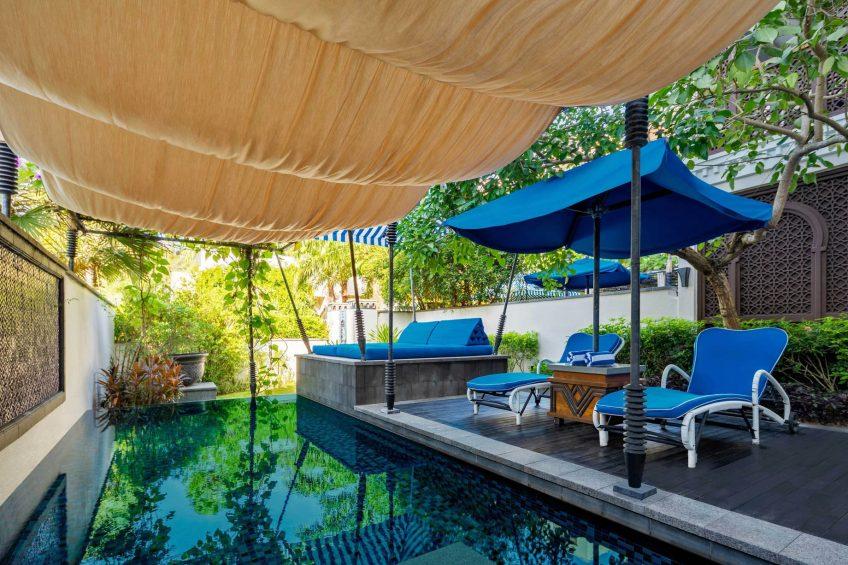 The St. Regis Langkawi Luxury Resort - Langkawi, Malaysia - St. Regis Pool Suite Plunge Pool