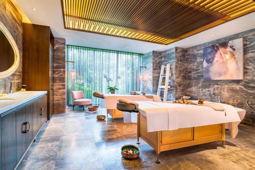 The St. Regis Langkawi Luxury Resort - Langkawi, Malaysia - Iridium Spa Couple Treatment Suite