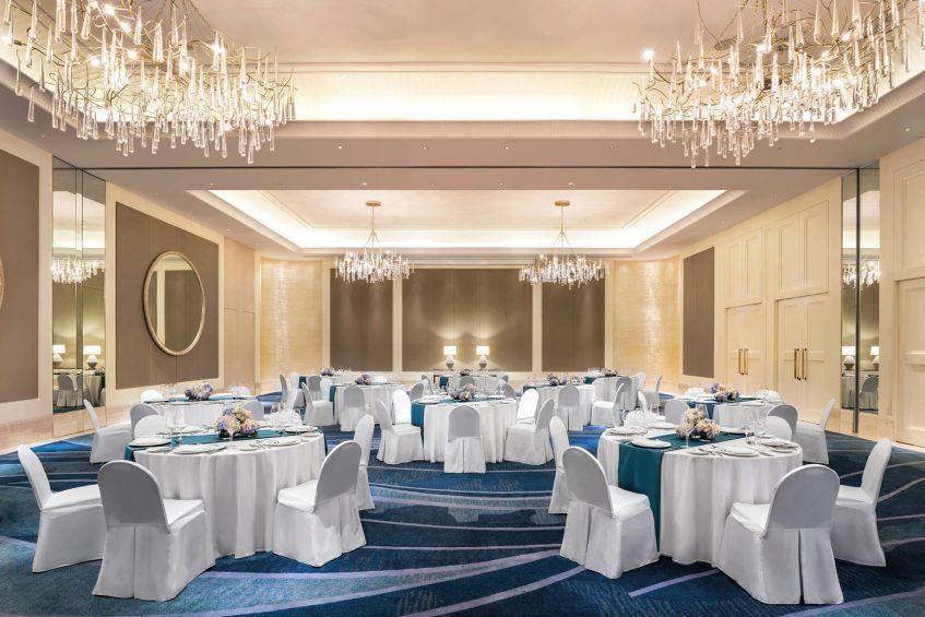 The St. Regis Langkawi Luxury Resort - Langkawi, Malaysia - Grand Astor Ballroom Dinner