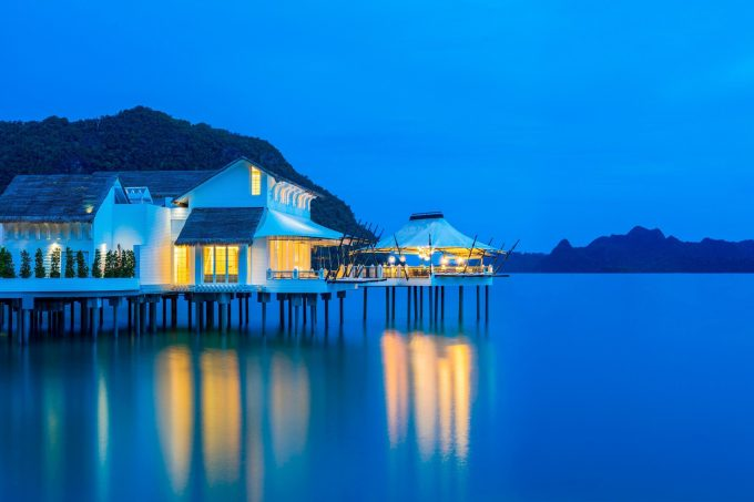 The St. Regis Langkawi Luxury Resort - Langkawi, Malaysia - Kayu Puti Exterior