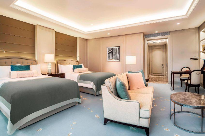 The St. Regis Kuala Lumpur Luxury Hotel - Kuala Lumpur, Malaysia - Deluxe Guest Room Twin