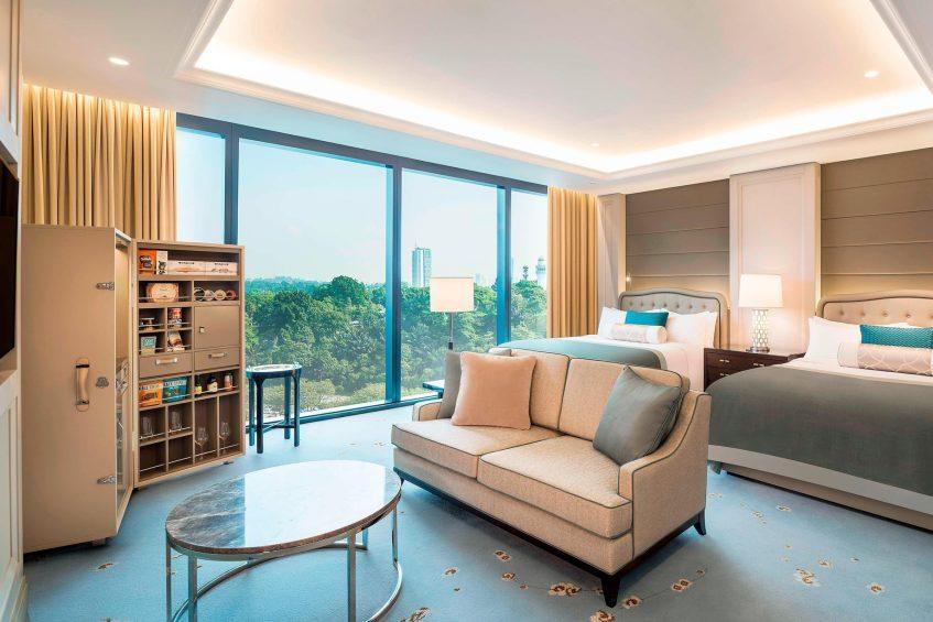 The St. Regis Kuala Lumpur Luxury Hotel - Kuala Lumpur, Malaysia - Grand Deluxe Guest Room