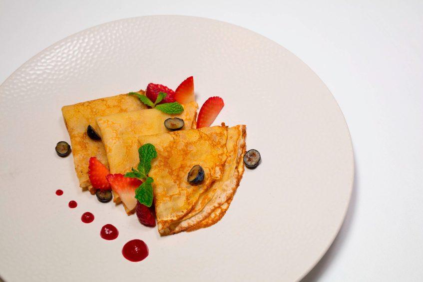 The St. Regis Bora Bora Resort - Bora Bora, French Polynesia - Te Pahu Breakfast Dish