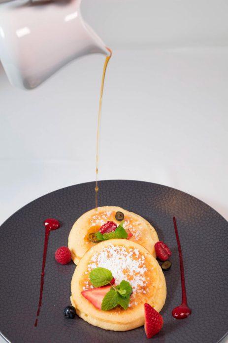 The St. Regis Bora Bora Resort - Bora Bora, French Polynesia - Te Pahu Breakfast Pancakes