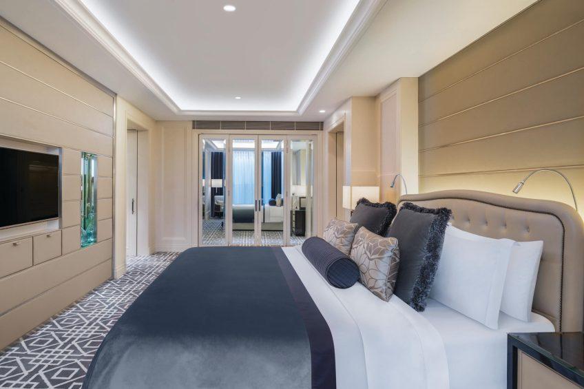 The St. Regis Kuala Lumpur Luxury Hotel - Kuala Lumpur, Malaysia - St. Regis Suite Bedroom