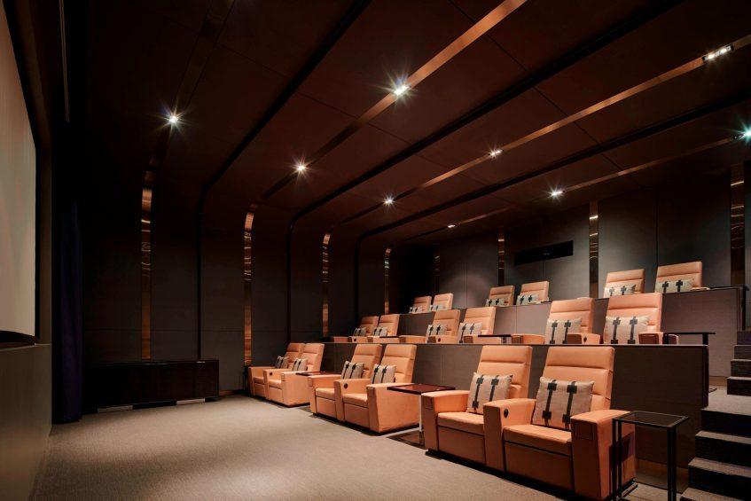 The St. Regis Kuala Lumpur Luxury Hotel - Kuala Lumpur, Malaysia - The Screening Room