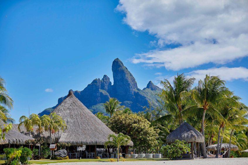 The St. Regis Bora Bora Resort - Bora Bora, French Polynesia - Te Pahu