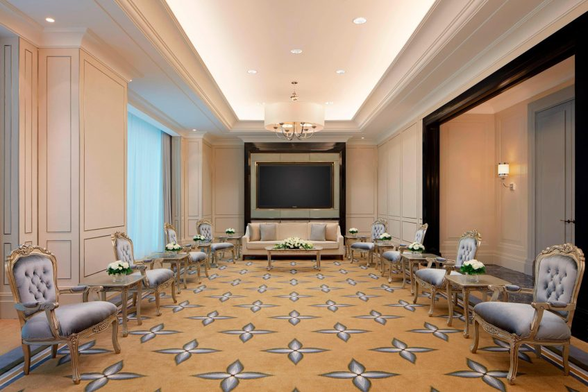The St. Regis Kuala Lumpur Luxury Hotel - Kuala Lumpur, Malaysia - The State Room
