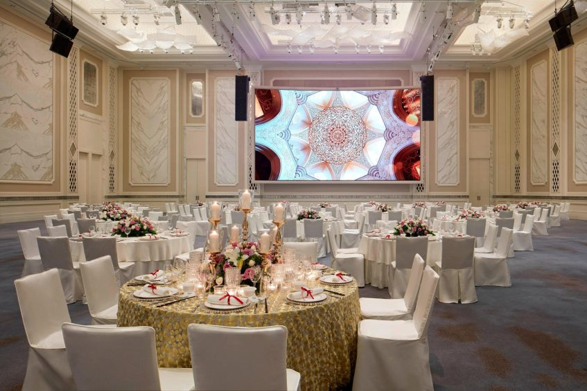 The St. Regis Kuala Lumpur Luxury Hotel - Kuala Lumpur, Malaysia - Grand Ballroom