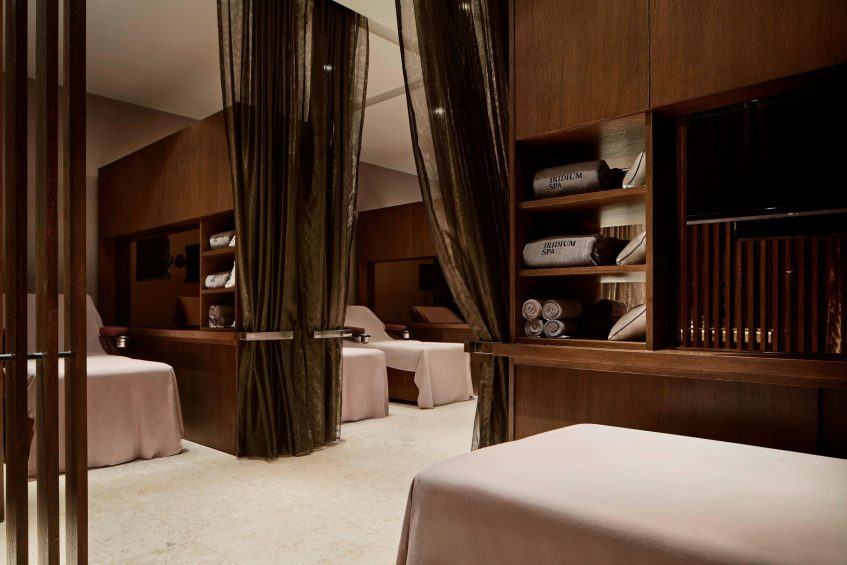 The St. Regis Kuala Lumpur Luxury Hotel - Kuala Lumpur, Malaysia - Iridium Spa Lounge
