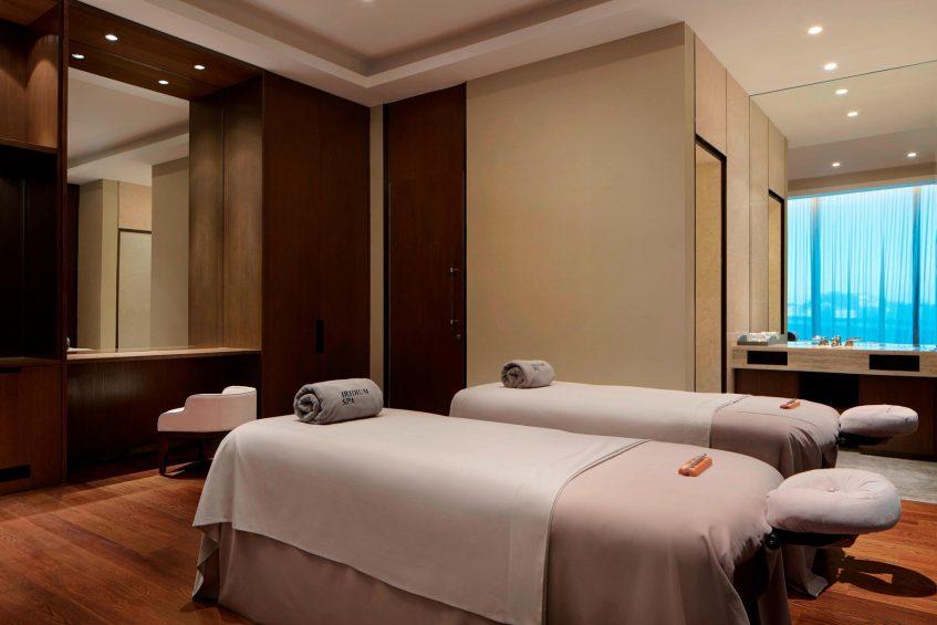 The St. Regis Kuala Lumpur Luxury Hotel - Kuala Lumpur, Malaysia - Iridium Spa Treatment Room
