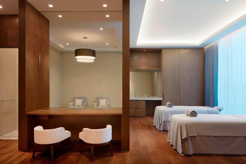 The St. Regis Kuala Lumpur Luxury Hotel - Kuala Lumpur, Malaysia - Iridium Spa Suite Room