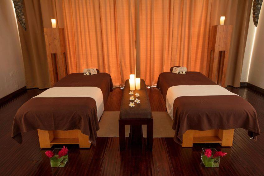 The St. Regis Bora Bora Resort - Bora Bora, French Polynesia - Iridium Spa Treatment Room