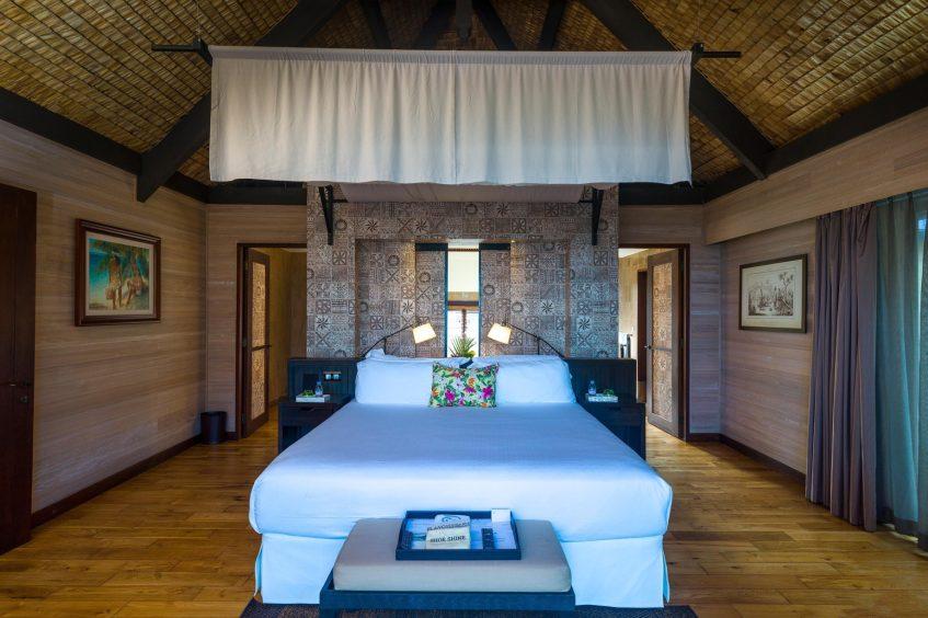 The St. Regis Bora Bora Resort - Bora Bora, French Polynesia - Garden Suite Villa With Pool