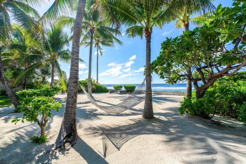 The St. Regis Bora Bora Resort - Bora Bora, French Polynesia - Two Bedrooms Garden Suite Villa Beach