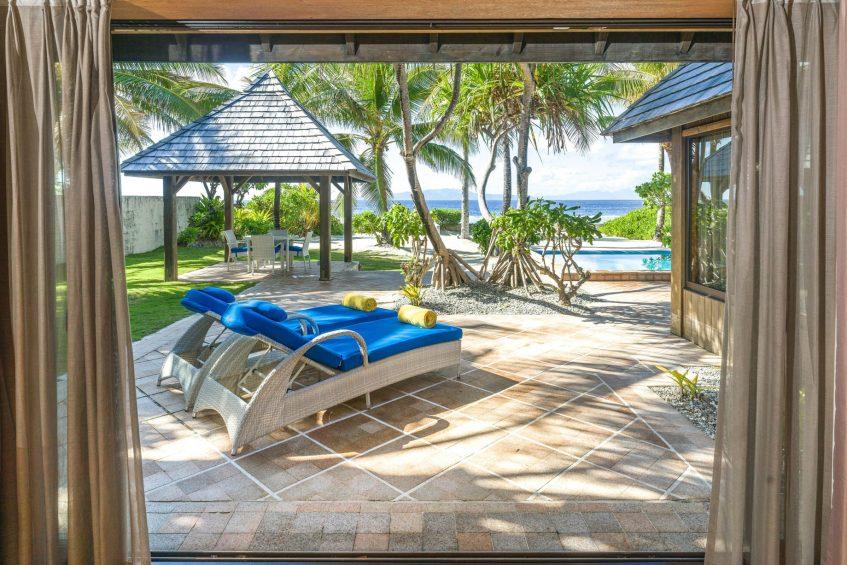The St. Regis Bora Bora Resort - Bora Bora, French Polynesia - Two Bedrooms Garden Suite Villa With Pool View