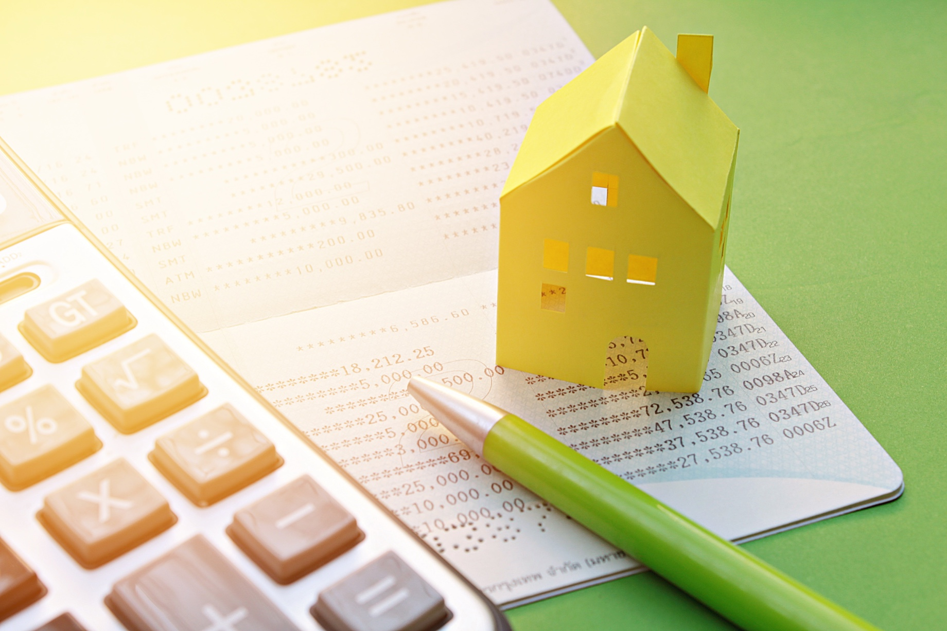 Home Mortgage Payment Calculations
