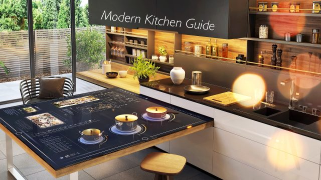 Modern Kitchen Guide - 10 Reasons How Technology Will Transform Your Kitchen