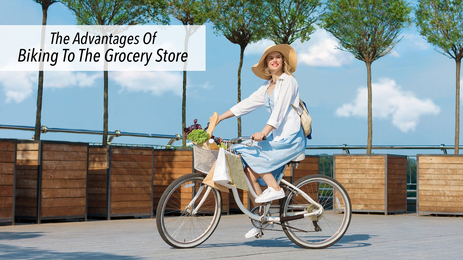 The Advantages Of Biking To The Grocery Store
